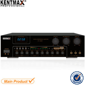 50W Full Karaoke Echo Music Playing Decoder Amplifiers with Bluetooth (XT-902BT) pictures & photos