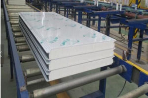 Clean Room Panel / Frozen Room Panel / PU Sandwich Panel pictures & photos