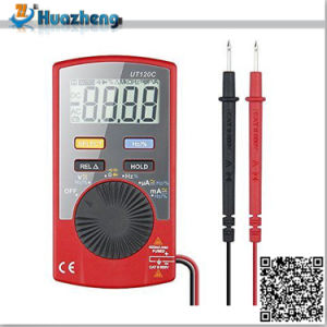 2016 with Test Leads Smart Digital Volt LCD Ut120 Multimeter pictures & photos
