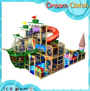 Kids Indoor Big Castle Playground with Best Price pictures & photos