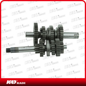 China Motorcycle Parts Transmission Set Main and Counter Shaft for Xr150L pictures & photos