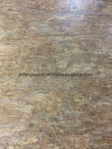 SGS Certificate 1220*2440mm Rhubarb Color Melamine MDF pictures & photos
