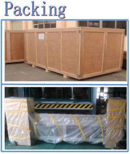 PVC Foamed Sheet and Decorative Sheet Extrusion Line pictures & photos