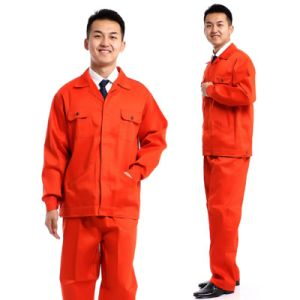 100%Cotton Flame Retardant Uniform Workwear pictures & photos