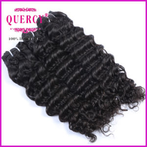 Wholesale Deep Wave Human Hair Bundles Unprocessed Virgin European Hair (DW-033) pictures & photos