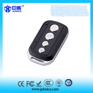 Wireless 433MHz Rolling Code RF Remote Transmitter for Security System pictures & photos