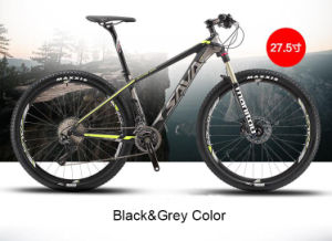 MTB Carbon Frame 27.5 with Shimano Deore Xt Groupset