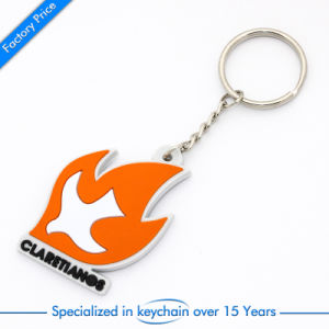 Promotion Gift PVC Keychain Key Chain pictures & photos