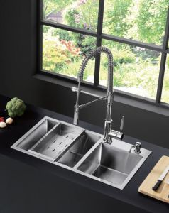Stainless Steel Kitchen Sink Ub53060 pictures & photos