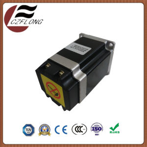 High Quality NEMA24 60*60mm Stepping Motor for CNC Stitching Machinery pictures & photos