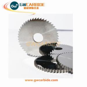 Tungsten Carbide Circular Blade with Saw Tips pictures & photos