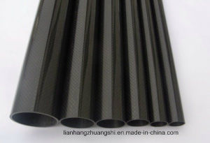 Carbon Fiber Pipe/Tupe with Insulation and Good Quality pictures & photos