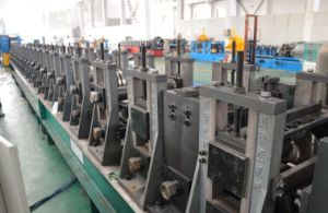 Fully Autoamtic High Frequency Welding Pipe Prodution Line pictures & photos