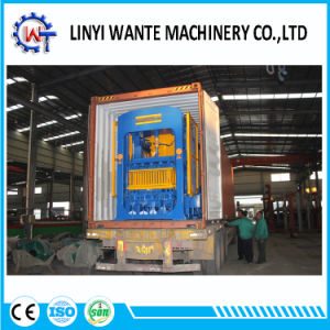 Qt8-15 Low Investment Hydraulic Automatic Concrete/Hollow Block Making Machine for Sale pictures & photos