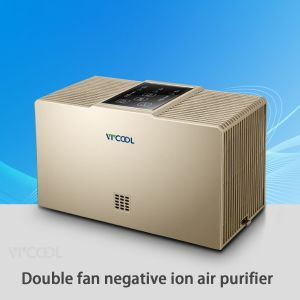 Dual Core Home Air Cleaner/Air Purifier with HEPA pictures & photos