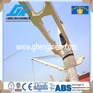 Coal Handling Electric Grab Ship Deck Crane pictures & photos