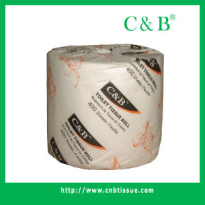 2-Ply Toilet Tissue Roll Sc-400 pictures & photos