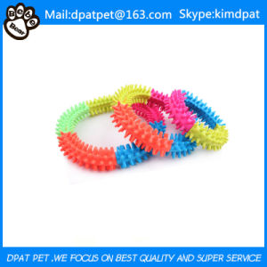 Bright Color TPR Non-Toxic Ring Dog Toys pictures & photos