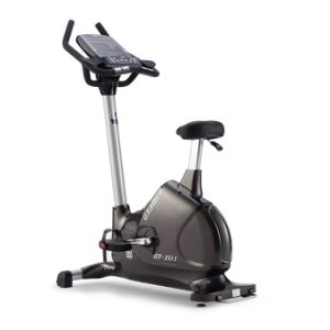 Self-Generating Light Commercial Use Upright Exercise Bike