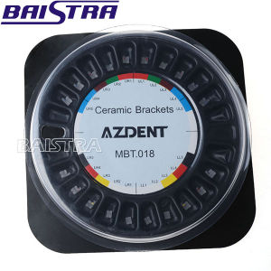 Promoted Top Quality Orthodontic Ceramic Brace pictures & photos