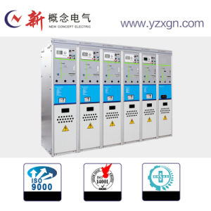12kv, 24kv, 40.5kv High Voltage Intelligent Compact Solid Insulated Electrical Vacuum Switchgear pictures & photos