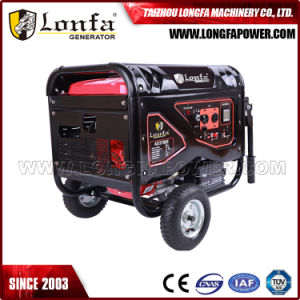 7.2kVA 6kw Low Cost High Efficiency Super Silent Cheap Price Gasoline Generator pictures & photos