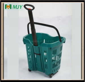 Supermarket Roll Basket Mjy-Tr06 pictures & photos