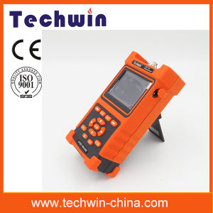 Techwin Mini Fiber OTDR Tw 2100e ISO9001 pictures & photos