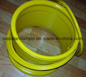 Steel Industrial Multi Piece Wheel (8.00-12) 4PC for Forklift pictures & photos