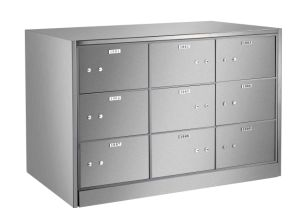 Safe Deposit Lockers for Bank or Hotel pictures & photos