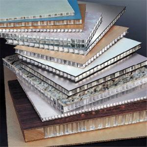 Stone Like Aluminium Honeycomb Panel (HR943) pictures & photos