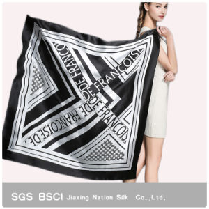 2017 Silk Square Scarf for Gift pictures & photos