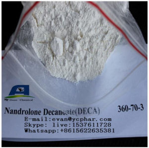CAS 360-70-3 Nandrolone Decanoate Deca Durabolin Steroid Powder for Bodybuilding pictures & photos
