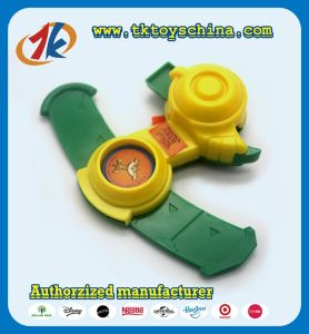 High Quality Safe Mini Flying Disc Shooter Toys pictures & photos