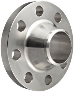 ANSI B16.5 Raised Face Long Weld Neck Flange pictures & photos