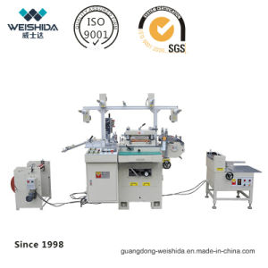 Wd300 Pinhole Positioning Die Cutting Machine pictures & photos