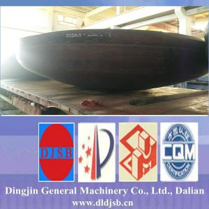 The Dish Ends for Pressure Vessel by Hot Forming pictures & photos