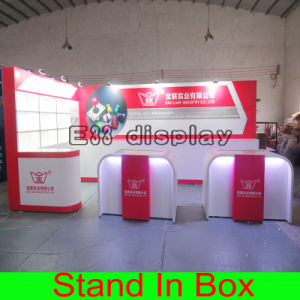 Build and Install Portable Versatile Reusable Modular Exhibition Stand pictures & photos