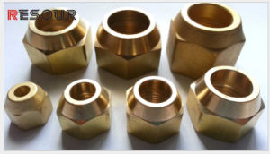 Resour Refrigeration Brass Fitting: Connector, Cap Nut, Plug, Distribution pictures & photos