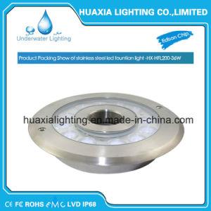 IP68 Waterproof 36watt Fountain Nozzle LED Underwater Light pictures & photos