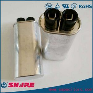 CH85 Hv Capacitor Microwave Oven Capacitor High Voltage Capacitor pictures & photos