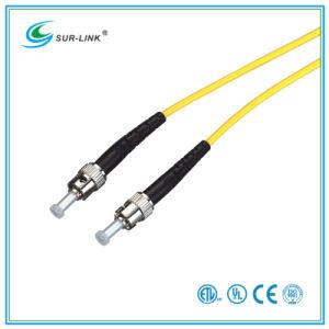 ST/PC-ST/PC Sm 9/125 Simplex 2m Fo Patch Cord pictures & photos