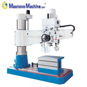 Heavy Duty Hydraulic 62mm Radial Drilling Machine (mm-R60V) pictures & photos