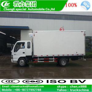 Isuzu 3815mm 4X2 8tons Frozen Food Transport Truck pictures & photos