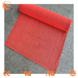PVC S Anti-Slip Mat and Carpet in Roll for Swimming Pool pictures & photos
