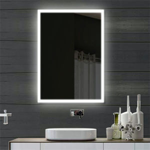 ETL Approved Hotel Bathroom LED Electric Mirror for Us Market pictures & photos