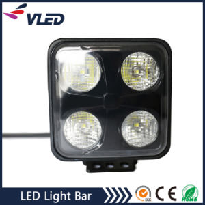 Auxiliary 12V 4inch 40W LG LED Heavy Duty Work Lamps pictures & photos