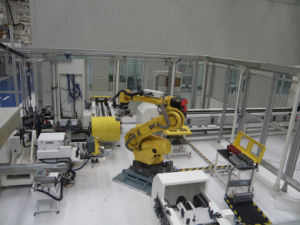 Automatic Island Workstation -Robot Transfer Components pictures & photos