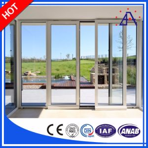 China Top 10 Aluminum Windows with Handrail and Shower Room pictures & photos
