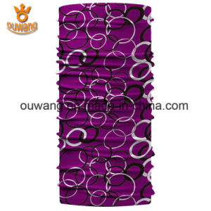 Multifunctional Seamless Polyester Tube Bandana for Men pictures & photos